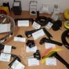 Комплектующие к станкам: ручки, линзы, ролики поддержки и т....